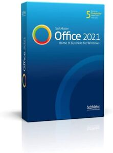 SoftMaker Office 2021 - Home and Business  für Windows - 5 Benutzer - ESD