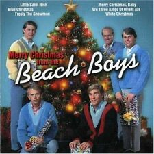 BEACH BOYS: Merry Christmas From The Beach Boys CD