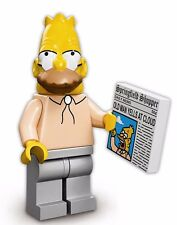 LEGO 71005 Simpsons Series 1 Minifigure Grampa Simpson NEW