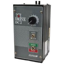 DC272U Reliance 10A 90/180VDC 2.0HP VS Drive DC  --SA