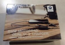 BMW Motorrad Dual Usb Charger For Motorcycle
