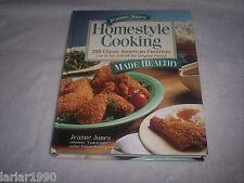 JEANNE JONES~ HOMESTYLE COOKING  COOKBOOK~200 CLASSIC RECIPES~HARDBACK