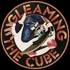 80's Skateboarding Classic Gleaming the Cube Poster Art custom tee Any Size