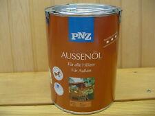 PNZ Aussen-Öl, Nr. 3, LÄRCHE, 2,5 Liter, Holzschutz NEU Lasur Holzlasur