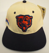 CHICAGO BEARS VINTAGE HAT RETRO NFL FOOTBALL FITTED PRO LINE SPORTS SPECIALTIES