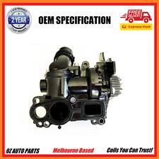 Water Pump for Volkswagen VW Golf Jetta Tiguan Passat Eos Beetle 1.8L 2.0L