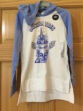 NWT Oshkosh Unicorn Cat Tee Shirt Top Girls Long Sleeve...