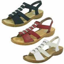 Rieker Ladies Slingback Sandals - 62850