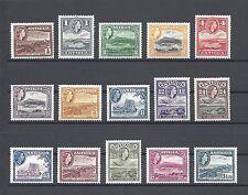 ANTIGUA 1953-62 SG 120A/34 MNH Cat £85