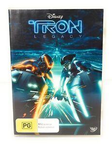 Tron Legacy (DVD, 2011 ) Jeff Bridges Region 4 Free Postage
