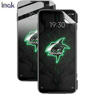 2X IMAK Clear Full Cover Front Hydrogel Film For Xiaomi Black Shark 3S/ 3/ 3 Pro