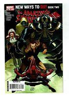 Amazing Spider-man #569, VF+ 8.5, 1st Appearance Anti-Venom; Romita Cover