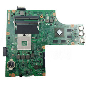 For Dell N5010 motherboard 48.4HH01.011 CN-0K2WFF K2WFF Intel CPU 100% tested