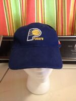 Indiana Pacers HARDEES Blue White Gold P Basketball Ball Hat Cap Nba