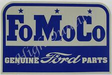 FORD FoMoCo - DECAL / STICKER.   Y020