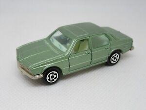 MAJORETTE No.256 BMW 733 - Light Metallic Green