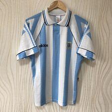 ARGENTINA 1996 1998 HOME FOOTBALL SHIRT SOCCER JERSEY ADIDAS