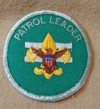 BSA - Patrol Leader - 1972 -1989    B00016