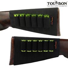 Охотничьи ружья Tourbon картриджи держатель патронов перевозчик приклад чехол стрельба
