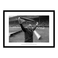 Bill Shankly Final Game -  Liverpool 1974 FA Cup Final Photo Memorabilia (980)