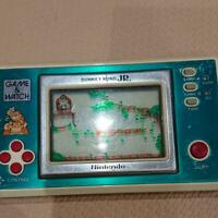 Nintendo Game & Watch DONKEY KONG Jr. Vintage TESTED With battery