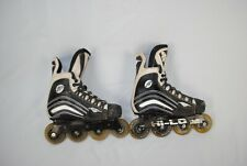 Mission Helium 350 Hi-Lo Inline Hockey Skates Roller Blades Youth Size 4D