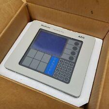 AEG Modicon MM-PM10-200 Panelmate Plus - NEW