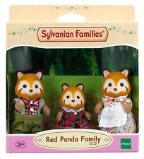 Sylvanian Families Red Panda conjunto familiar