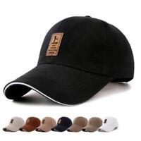 Mens Golf Strapback Golf Baseball Cap Cotton Embroidered Unisex Women Men Hat