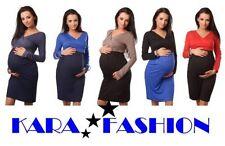 Cotton Plus Size Maternity Dresses