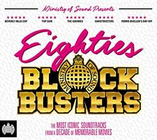 Various Artists - 80s blockbusters-Various Artists CD g0vg free shipping
