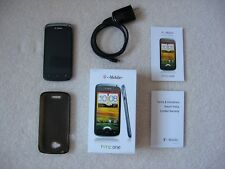 HTC ONE S Android GSM Smartphone 16 GB 3G 4G 8 MP Camera (T-Mobile)