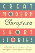 Great Modern European Short Stories by Sylvia Angus and Douglas Angus (1996,...