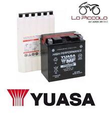 BATTERIA YUASA YTX20CH-BS MOTO GUZZI Griso 850 2006 2007 2008 2009 2010