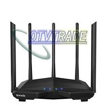 Tenda AC11 1200Mbps Dual Band Wireless WiFi Router Gigabit Wi-Fi Repeater Black