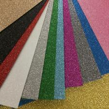 GLITTER FELT - Sparkly craft felt, bow making, gifts, decorations, costumes