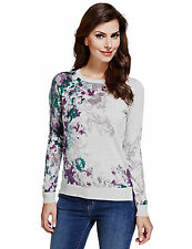 Per Una Acrylic None Thin Knit Jumpers & Cardigans for Women