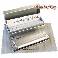 Seydel Harmonica - 16501 1847 Noble (KEY OF C) NEW
