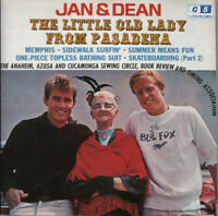 Jan & Dean - The Little Old Lady From Pasadena / C-Five Records  CD 1991