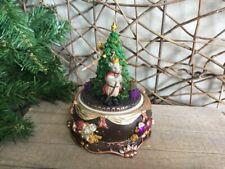 Gisela Graham 4 X Cat Christmas Decorations - Purrfect