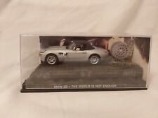 James Bond 007 Car Collection, BMW Z8, The World is Not Enough Film. 1/43,