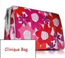 Clinique Primrose Floral Laminate Large Cosmetic Bag