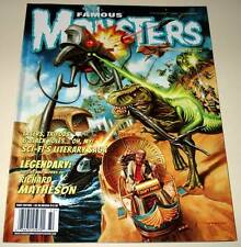 FAMOUS MONSTERS # 272  Mar 2014  NM   Richard Matheson / Sci-Fi's Literary Saga