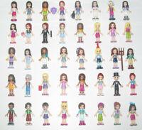 Lego ® Minifigure Figurine Mini Poupée Friends Personnage Choose Minifig NEW