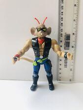 THROTTLE Biker Mice From Mars Vintage Figure Galoob 1993