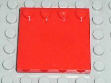 LEGO Red tile 4x4 ref 6179 / set 8288 8157 10248 8674 8289 10024 4429 60004 8484