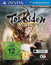 TOUKIDEN - kiwima PSV PLAYSTATION VITA PSVITA Nuevo + Embalaje orig.