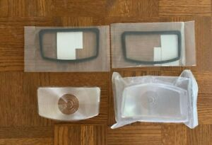 1955-1956 FORD F100 PICKUP TRUCK PARKING LAMP LENSES AND GASKETS