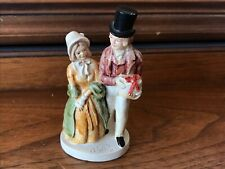 Sebastian Miniatures R.H. Stearns Couple. 1947 P.W. Baston. See Description.