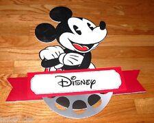 "MICKEY MOUSE Disney & Pixar  FOAMBOARD POSTER 18.75"" WIDE X 18.25"" HI .18"" TK"